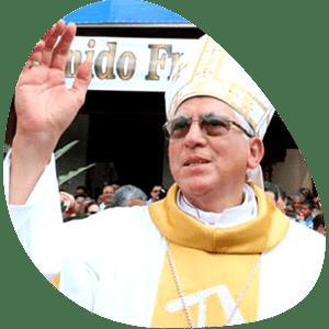Monseñor Gabriel Enrique Montero Umaña